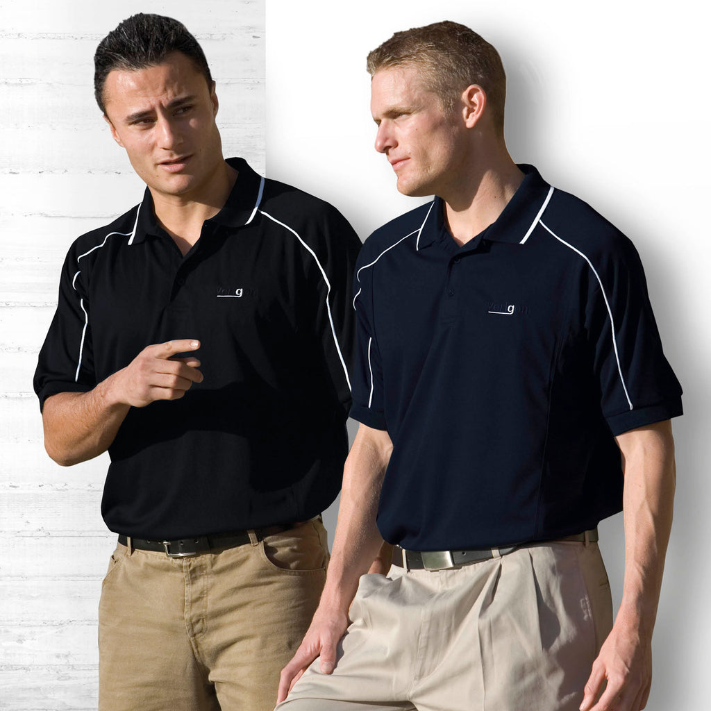 Gear For Life Gents Dri Gear Eyelet Polo (DGEP)