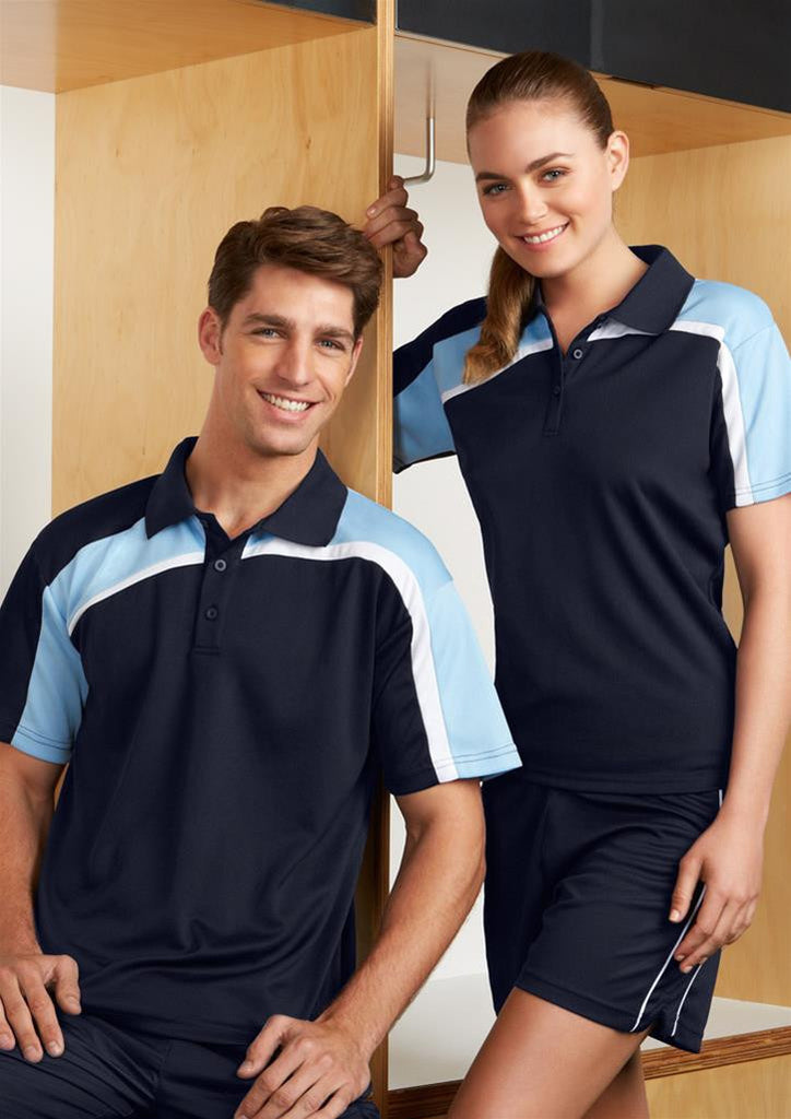 Biz Collection-Biz Collection Ladies Velocity polo--Corporate Apparel Online - 1