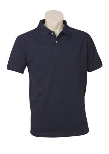 Biz Collection-Biz Collection Mens Neon Polo-Navy / Small-Corporate Apparel Online - 7