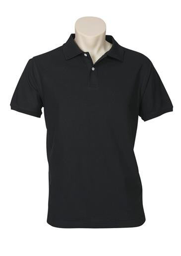 Biz Collection-Biz Collection Mens Neon Polo-Black / Small-Corporate Apparel Online - 3