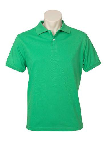 Biz Collection-Biz Collection Mens Neon Polo-Green / Small-Corporate Apparel Online - 5