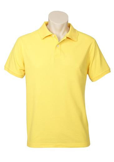Biz Collection-Biz Collection Mens Neon Polo-Yellow / Small-Corporate Apparel Online - 10
