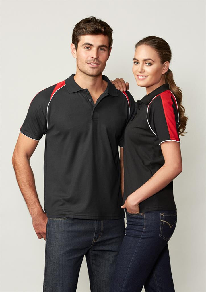 Biz Collection-Biz Collection Mens Triton Polo--Corporate Apparel Online - 3