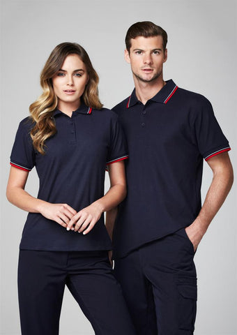 Biz Collection-Biz Collection Mens Cambridge Polo--Corporate Apparel Online - 3