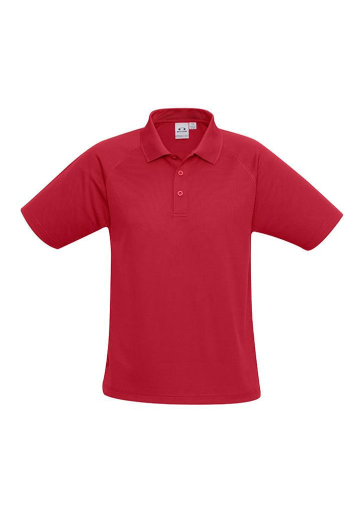 Biz Collection-Biz Collection Sprint Mens BizCool Polo-Red / S-Corporate Apparel Online - 6