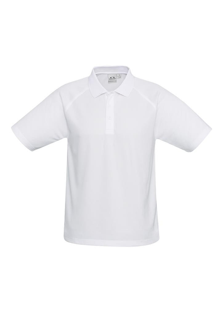 Biz Collection-Biz Collection Sprint Mens BizCool Polo-White / S-Corporate Apparel Online - 9