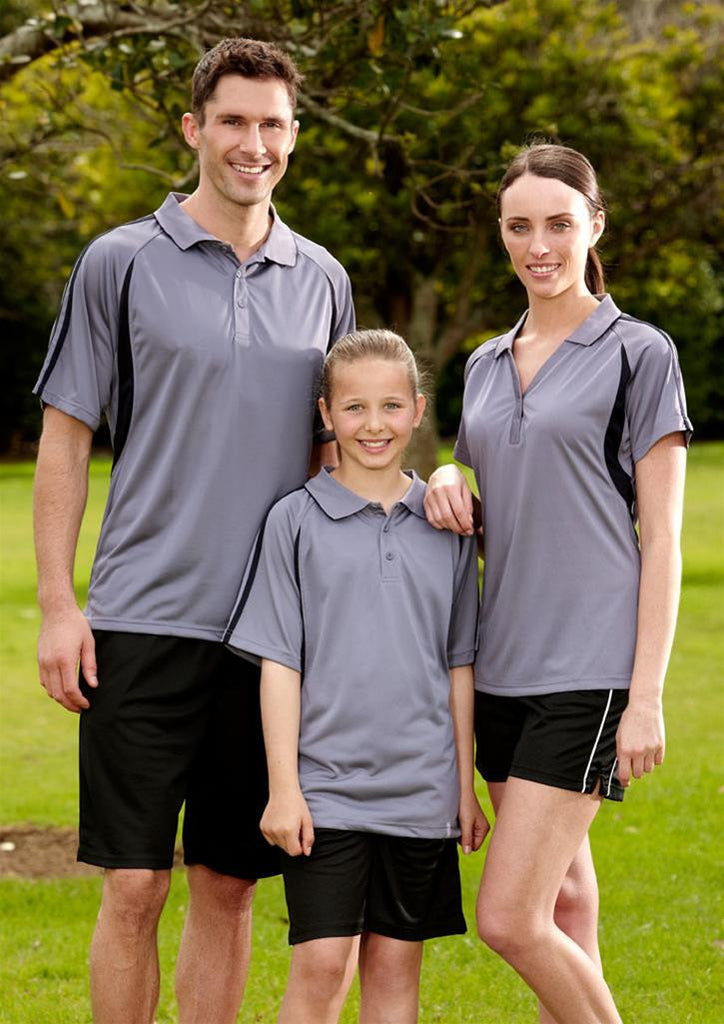 Biz Collection-Biz Collection Kids Flash Polo 1st ( 10 colour)--Corporate Apparel Online - 1
