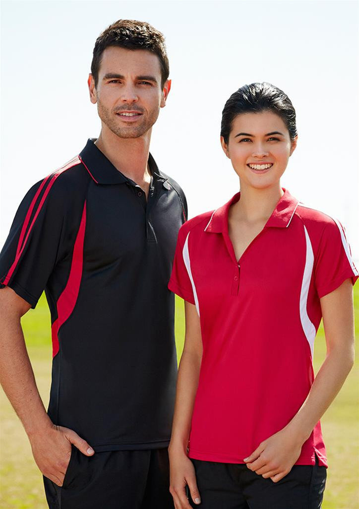 Biz Collection-Biz Collection Ladies Flash Polo 2nd (6 Colour )--Corporate Apparel Online - 3