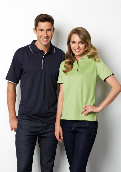 Biz Collection Mens Elite Polo
