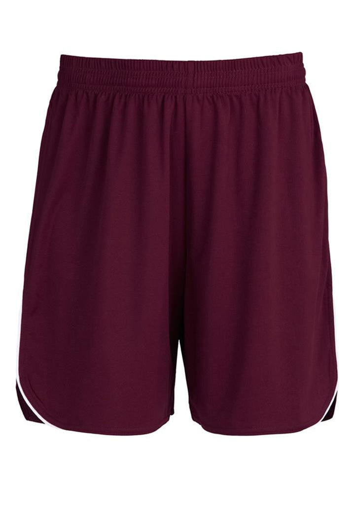 Biz Collection-Biz Collection Sonic Kids Shorts-4 / Maroon-Corporate Apparel Online - 5