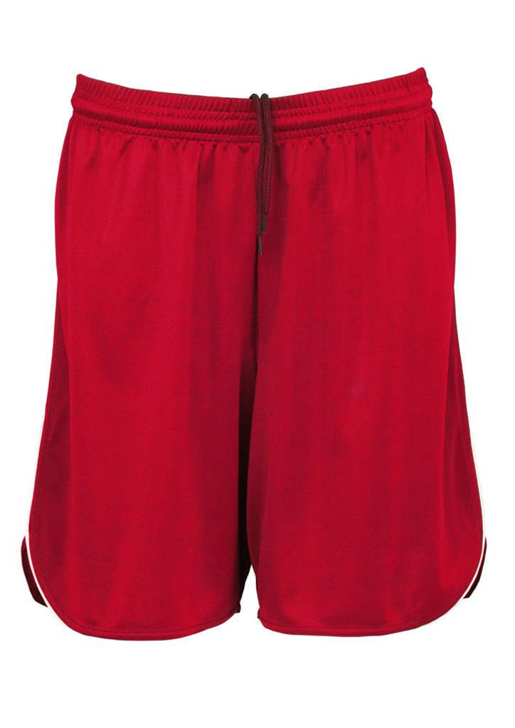Biz Collection-Biz Collection Sonic Kids Shorts-4 / Red-Corporate Apparel Online - 7