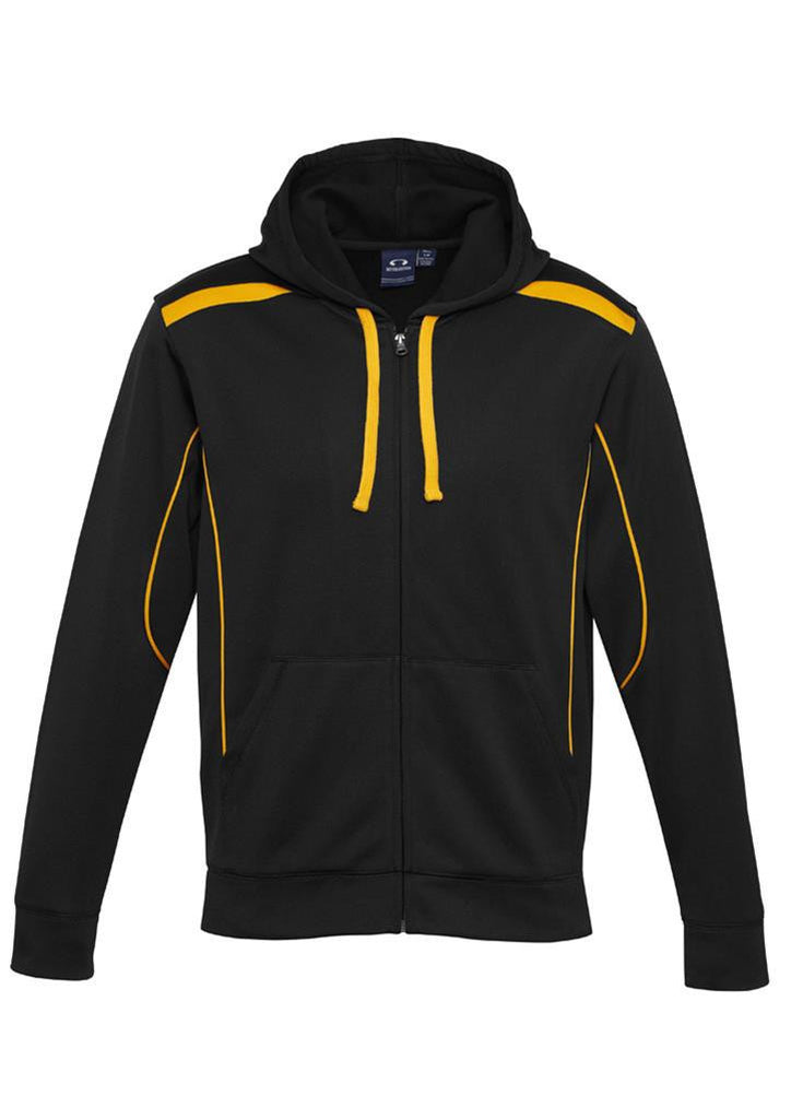Biz Collection-Biz Collection United Kids Hoodie-4 / BLACK/GOLD-Corporate Apparel Online - 3