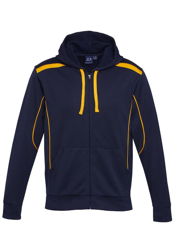 Biz Collection-Biz Collection United Kids Hoodie-4 / NAVY/GOLD-Corporate Apparel Online - 5