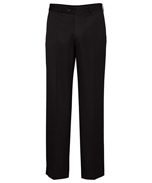 Bracks Plain Twill Trouser With High Twist (TRFFB421)