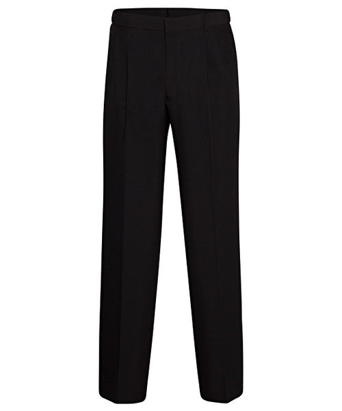 Bracks 2 Pleat Plain Weave Trouser With Extendable Waistband (ZULU05854)