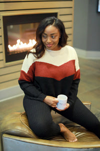 Cozi Lounge Sweater Pants Set
