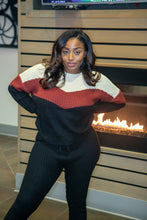 Load image into Gallery viewer, Cozi Lounge Sweater Pants Set