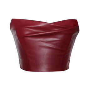 Carmen Vegan Leather Set
