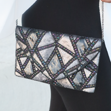 Load image into Gallery viewer, Elaine Embellished Clutch