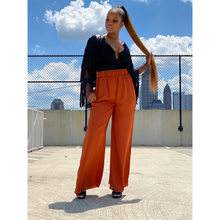 Load image into Gallery viewer, I Dream Of Jeannie Wide Leg Pants (Rust)