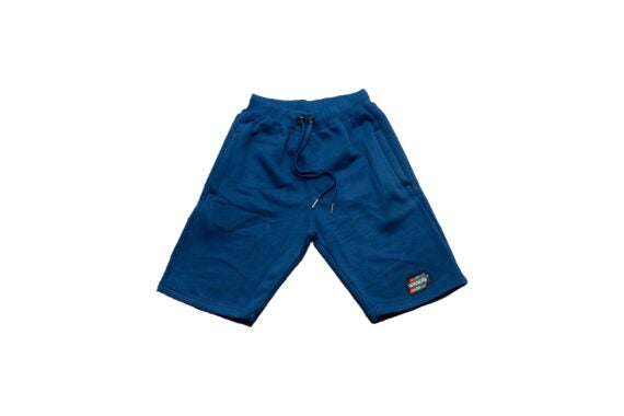 Winners Cotton Shorts (Blue)