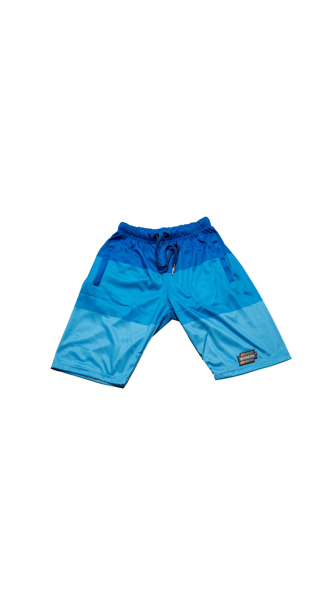 Winners Blend Shorts – Blue
