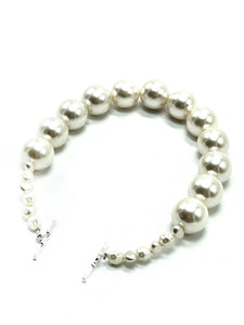 Ivory Pearl Toggle