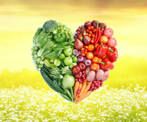 Eating For Color: Health, Healing, Happiness
