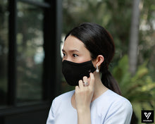 Load image into Gallery viewer, VitalSafe M™ Antiviral Antibacterial Reusable Fabric Face Mask | HeiQ Viroblock Technology