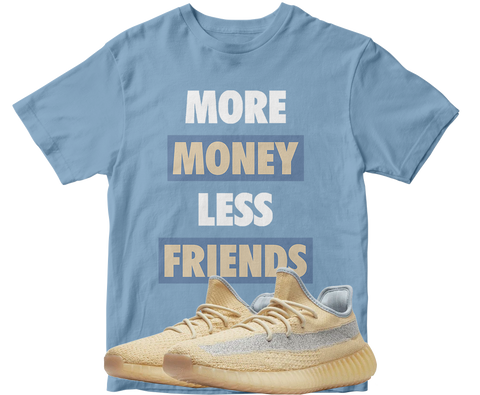 More Money Less Friends