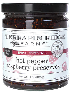 Terrapin Ridge Hot Pepper Raspberry Preserves