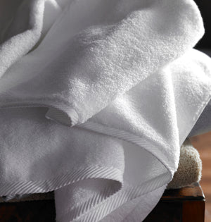 Matouk Milagro Towel Collection, White