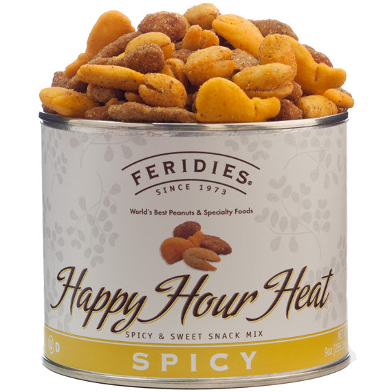 Happy Hour Heat Snack Mix - 9 oz
