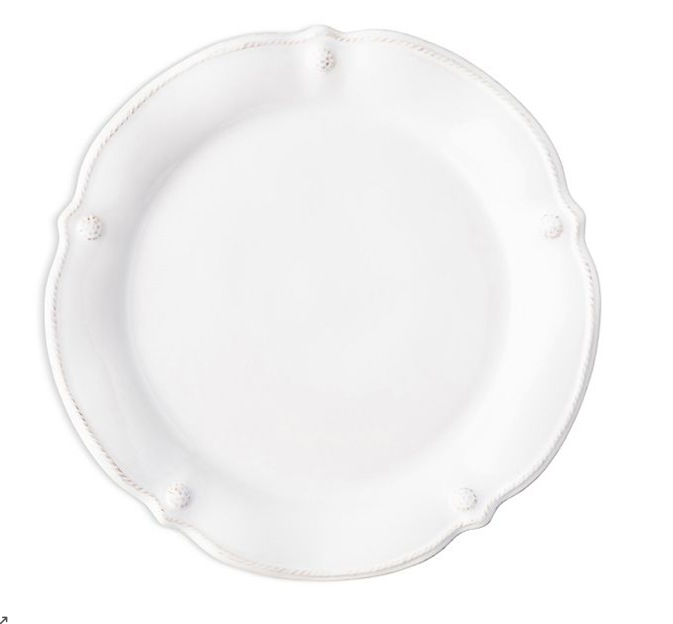 Berry & Thread Flared - Dinner Plate