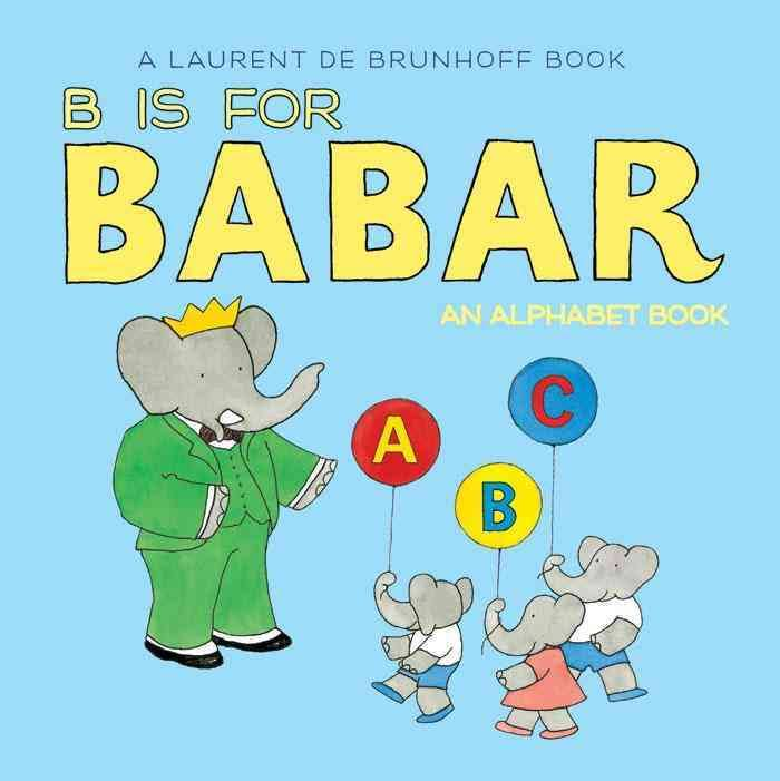 B is for Barbar