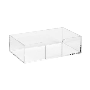 Lucite Napkin Holder