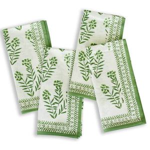 Phlox Napkins, Set of 4