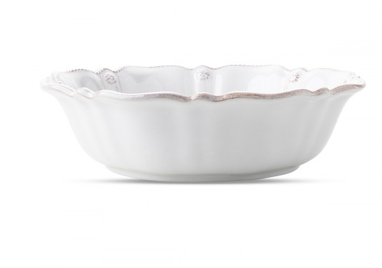 "Berry & Thread Whitewash 10"" Serving Bowl"