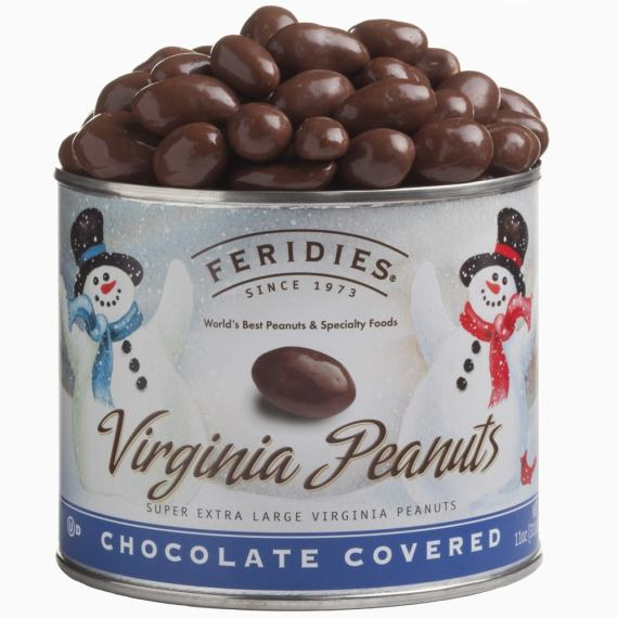 Chocolate Covered Peanuts - Holiday