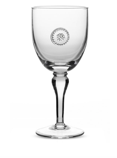 Berry & Thread Stemmed Wine Glass