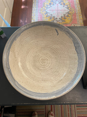 Large Wide Serving Bowl