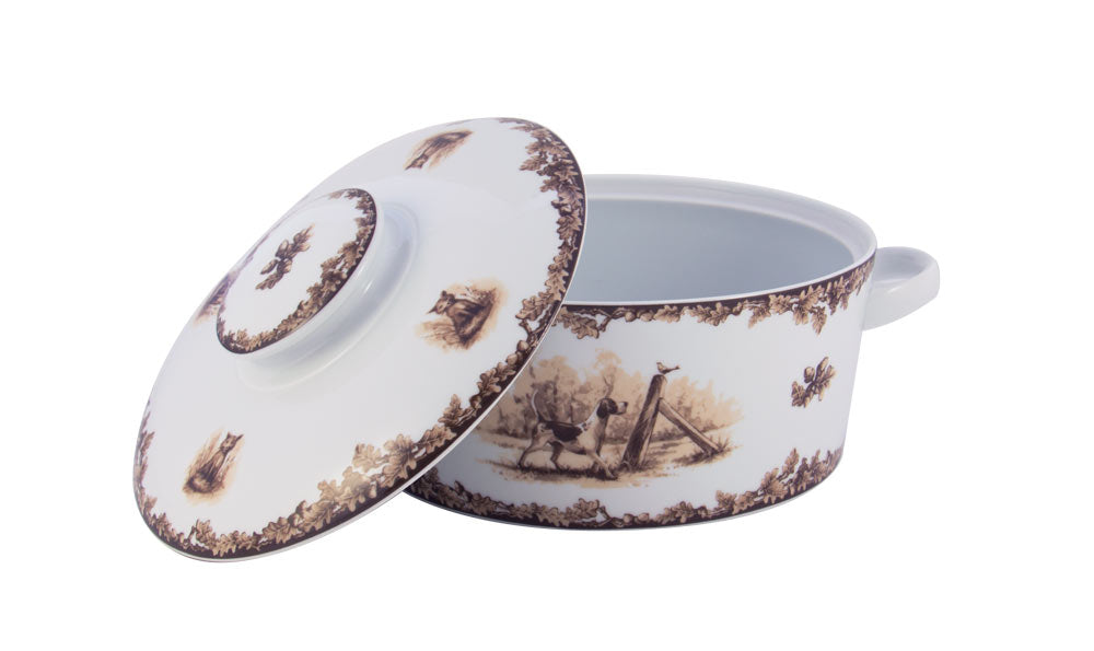 Aiken Covered Casserole Dish