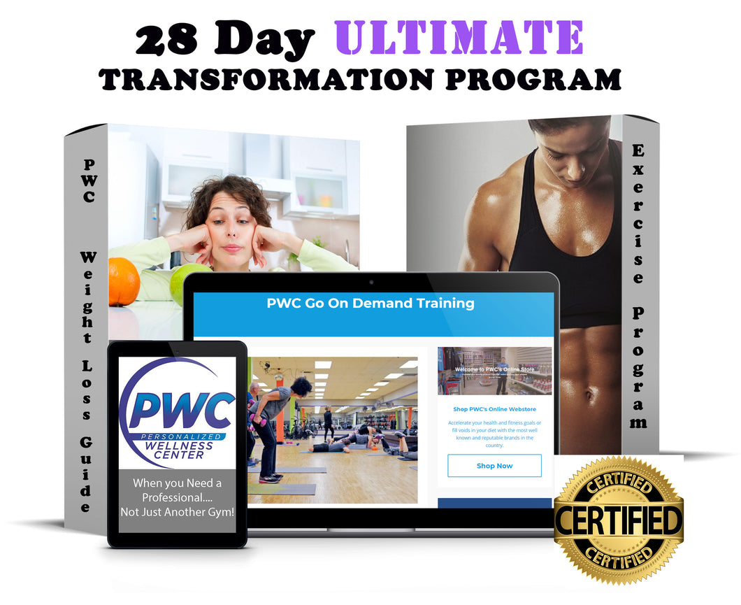 28 Day Ultimate Transformation