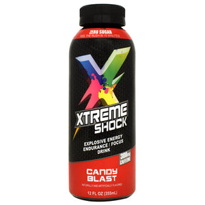 Xtreme Shock, 12 (12 fl oz) Bottles