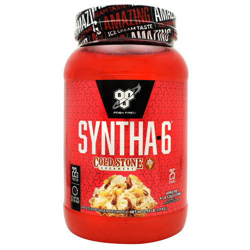 Syntha-6, Apple Pie A La Cold Stone, Servings lb)