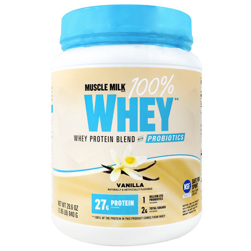 Mm 100% Whey W- Prob Van 1.85l