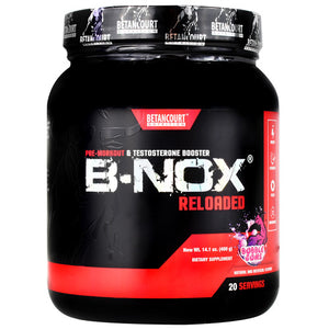 B-nox Reloaded, 20 Servings