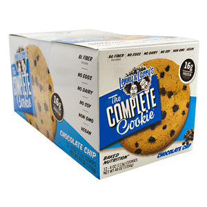 All-natural Complete Cookie, 12ea - 4oz Cookies