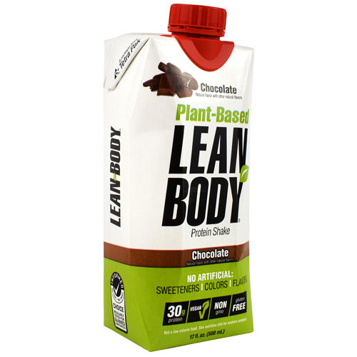 Lean Body Rtd, Chocolate, 12 (17 fl oz) Cartons