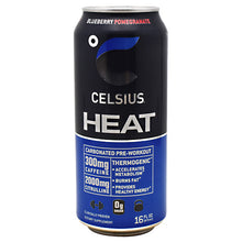 Load image into Gallery viewer, Celsius Heat, 12 - 16 fl oz (473mL) Cans